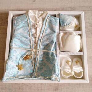 Erkek Bebek Şehzade Kaftan Mevlüt Takımı Açık Mavi 01 300x300 - Erkek Bebek Şehzade Kaftan Mevlüt Takımı - Açık Mavi