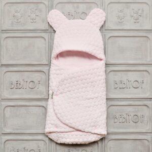 bebitof citcitli fluffy bebek kundak 02 300x300 - Bebitof Çıtçıtlı Bebek Kundak Açık Pembe