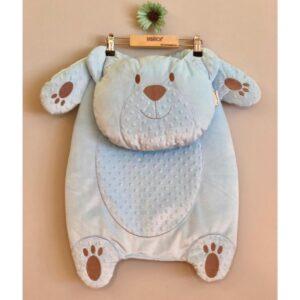 Bebitof Erkek Bebek Alt Açma Minder Seti Peluş Ayı Mavi 01 300x300 - Bebitof Erkek Bebek Alt Açma Minder Seti Peluş Ayı - Mavi
