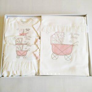 Bebitof Kız Bebek Dantel Süslemeli 10lu Hastane Çıkışı Krem Kopya 01 300x300 - Bebitof Kız Bebek Dantel Süslemeli 10'lu Hastane Çıkışı - Pembe