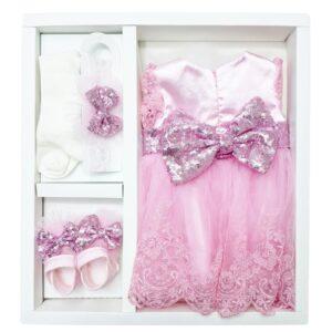 Kız Bebek Dev Fiyonklu Payetli Mevlüt Elbisesi 3 6 ay 01 300x300 - Kız Bebek Dev Fiyonklu Payetli Mevlüt Elbisesi Toz Pembe