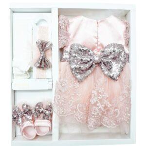 Kız Bebek Dev Fiyonklu Payetli Mevlüt Elbisesi 3 6 ay 02 300x300 - Kız Bebek Dev Fiyonklu Payetli Mevlüt Elbisesi Pudra