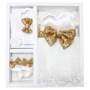Kız Bebek Dev Fiyonklu Payetli Mevlüt Elbisesi 3 6 ay 03 300x300 - Kız Bebek Dev Fiyonklu Payetli Mevlüt Elbisesi
