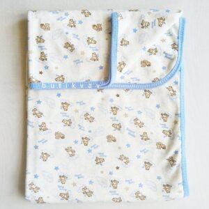 erkek bebek penye battaniye lacivert 02 300x300 - Erkek Bebek Penye Bebek Battaniyesi Mavi
