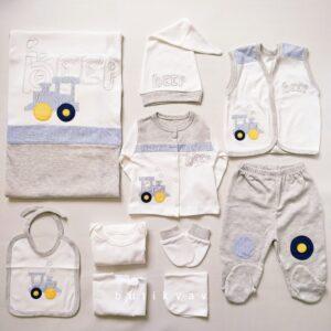 gaye bebe tren islemeli 10 lu hastane cikisi zibin seti 02 300x300 - Gaye Bebe Tren İşlemeli 10'lu Hastane Çıkışı Zıbın Seti